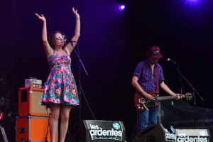 Sallie Ford & the Sound Outside, Les Ardentes