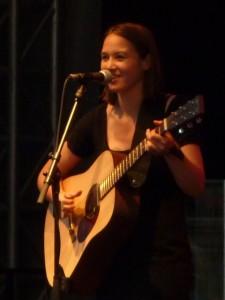 Sophie Hunger, Tübingen lauscht