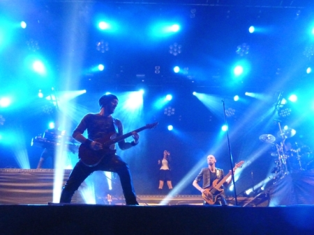 Within Temptation, Dauwpop, 2012