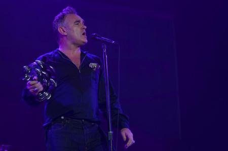 Morrissey, Les Ardentes, 2012