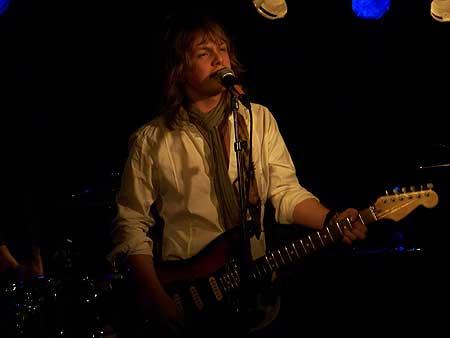 Luke White Band, Frankfurt, 2008