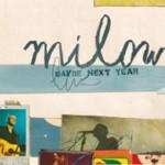 Milow - Milow live