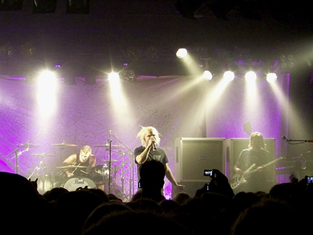 The Rasmus, Frankfurt, 2009