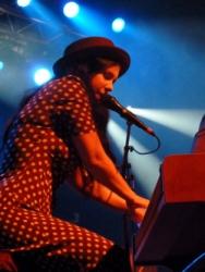 Miss Li, Reeperbahn Festival, 2011