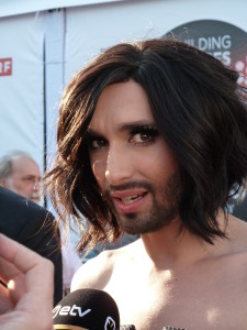 Conchita Wurst, Interview