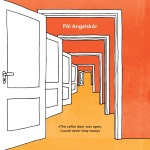 Pal Angelskar - The Cellar Door Was Open