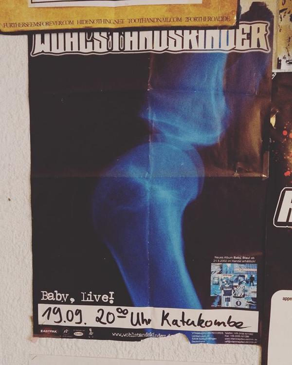 Plakat WSK Marcel Gein