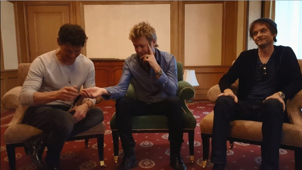 a-ha Interview Outtakes