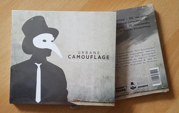 Nobody Knows - Urbane Camouflage Gewinnspiel