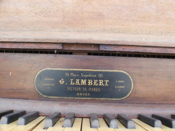 Lambert Fragebogen