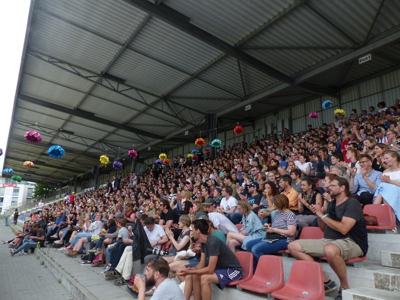Maifeld Derby 2017