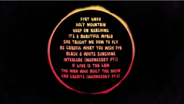Noel Gallagher Tracklist