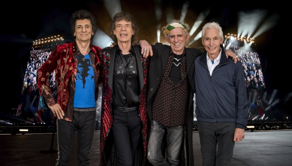 The Rolling Stones, Silvester, 3Sat