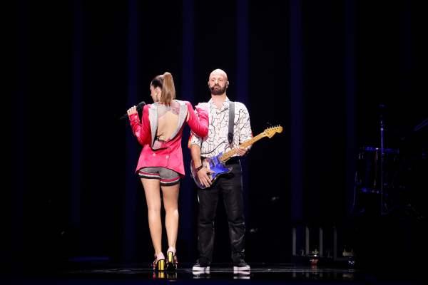Eye Cue, Eurovision Song Contest 2018