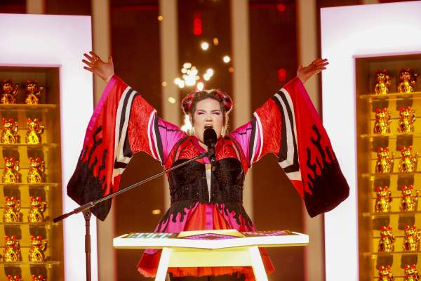Netta, Eurovision Song Contest 2018