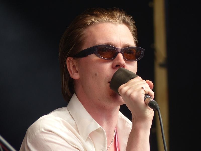Alex Cameron, Maifeld Derby 2018