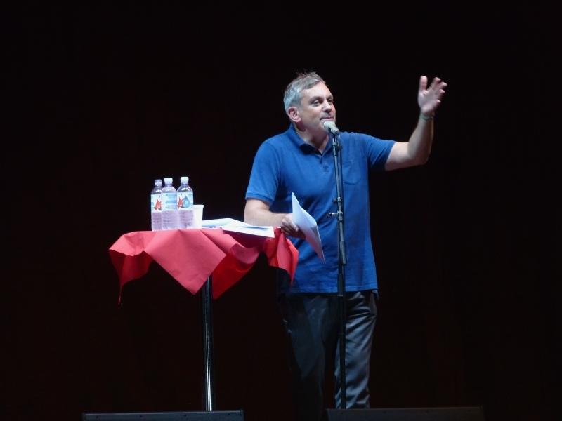 Wladimir Kaminer, A Summer's Tale