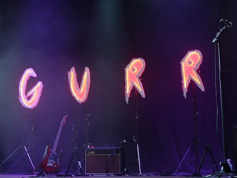 Gurr, A Summer's Tale