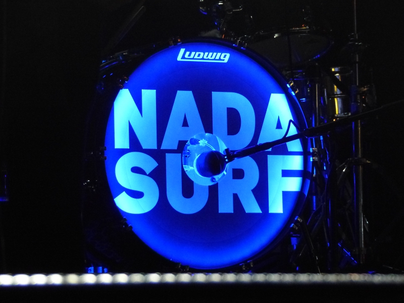 Nada Surf, Rolling Stone Park 2018