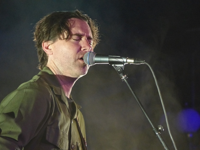 Cass McCombs, Rolling Stone Park 2018