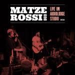 Matze Rossi - Live im Audiolodge Studio