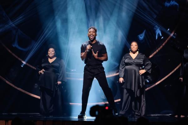 Eurovision Song Contest 2019, John Lundvik, Schweden