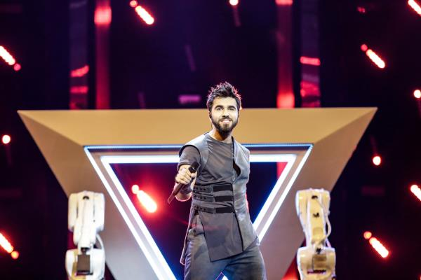 Chingiz, Eurovision Song Contest 2019, Aserbaidschan
