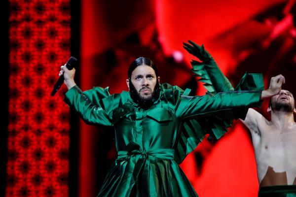 Conan Osiris, Portugal, Eurovision Song Contest 2019