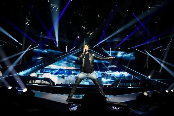 Darude feat. Sebastian Rejman, Finnland, Eurovision Song Contest 2019