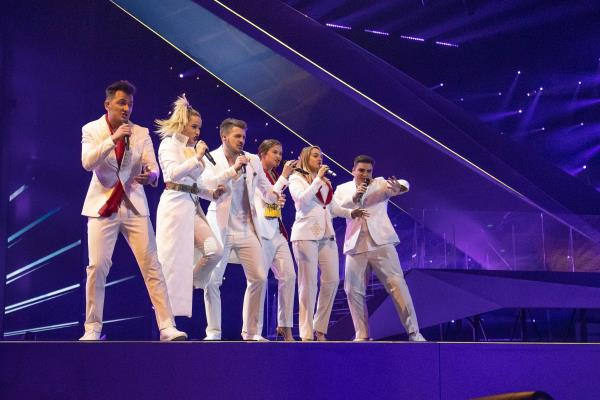 d mol, Eurovision Song Contest 2019, Montenegro