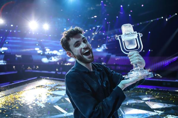Duncan Laurence, Eurovision Song Contest 2020