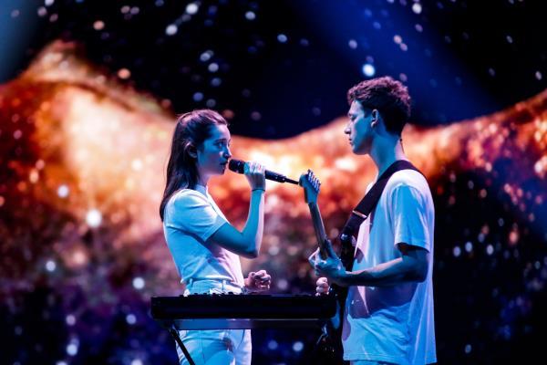 Zala Kralj & Gasper Santl, Eurovision Song Contest 2019, Slowenien
