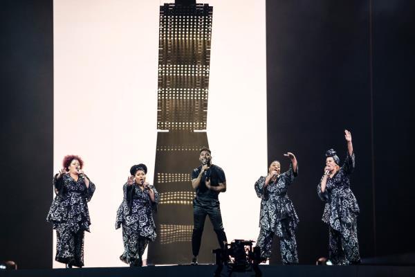 John Lundvik, Eurovision Song Contest 2019, Schweden