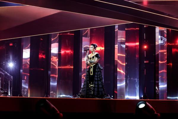 Jonida Maliqi. Albanien, Eurovision Song Contest 2019