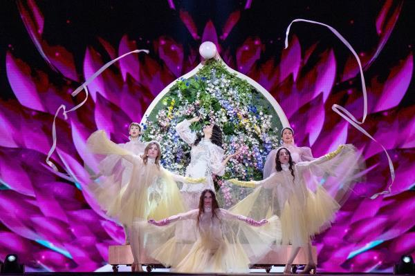 Katerine Duska, Griechenland, Eurovision Song Contest 2019