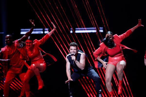 Luca Hänni, Eurovision Song Contest 2019, Schweiz