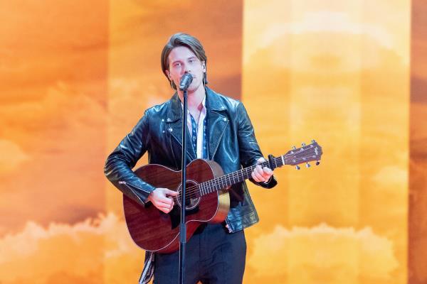 Victor Crone, Estland, Eurovision Song Contest 2019