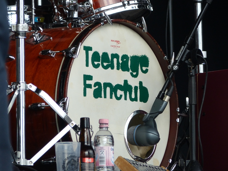 Maifeld Derby 2019, Teenage Fanclub