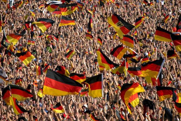 Deutschland Torhymne