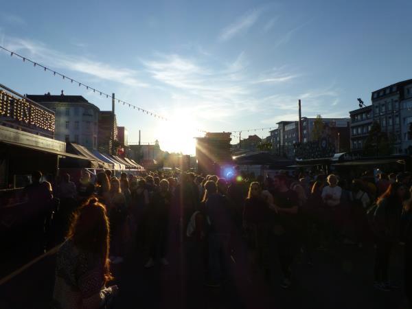 Reeperbahn Festival 2019, FKP Scorpio