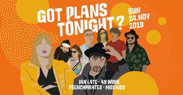 Got Plans Tonight?