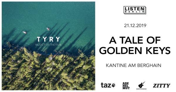 A Tale Of Golden Keys
