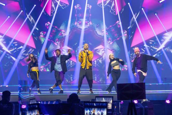 Benny Cristo, Eurovision Song Contest 2021