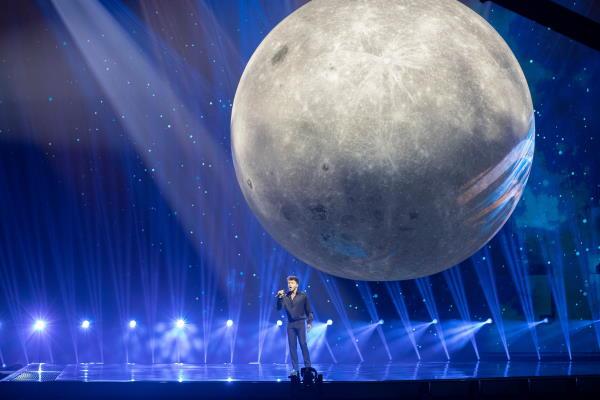 Blas Canto, Eurovision Song Contest 2021