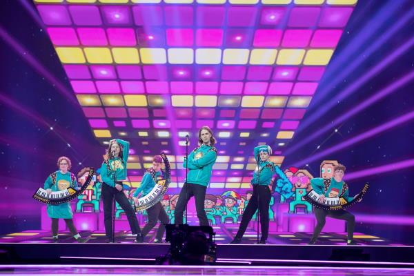 Dadi Freyr, Eurovision Song Contest 2021