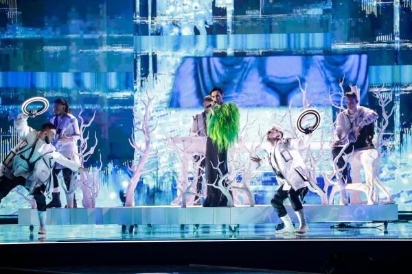 Go_A, Eurovision Song Contest 2021