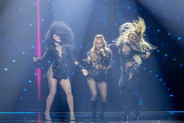 Hurricane, Eurovision Song Contest 2021