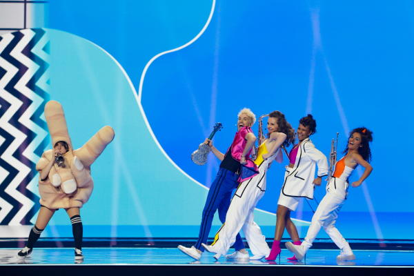 Jendrik, Eurovision Song Contest 2021