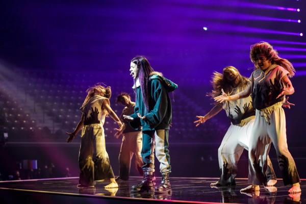 Roxen, Eurovision Song Contest 2021