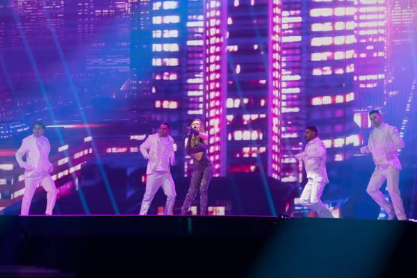 Stefania, Eurovision Song Contest 2021